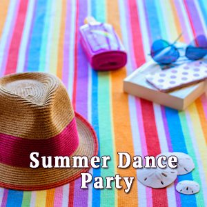 Beach accessories, Summer Dance Party