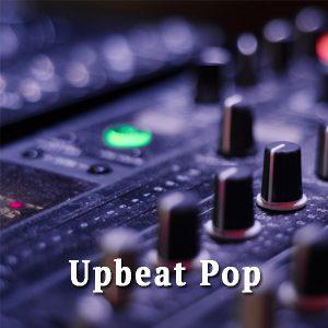 DJ console, Upbeat Pop