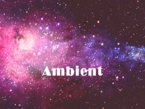 ambient-1