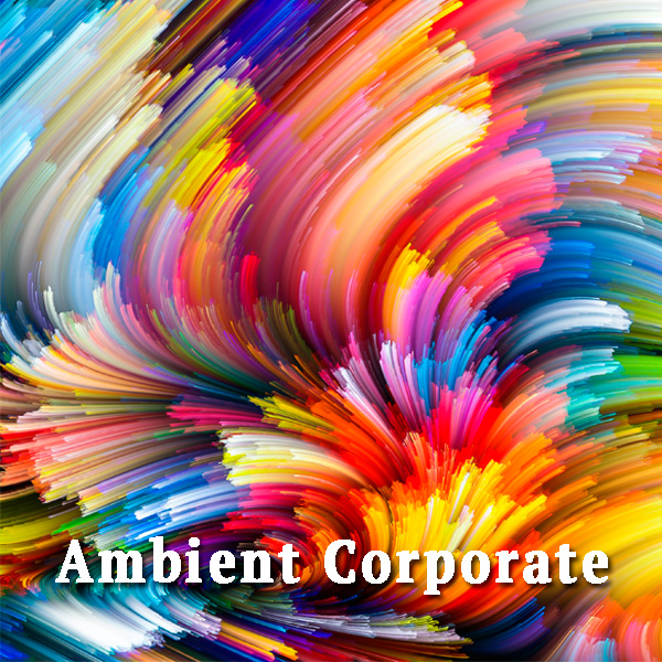 rainbow abstract, Ambient Corporate