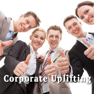 people, corporate cplifting