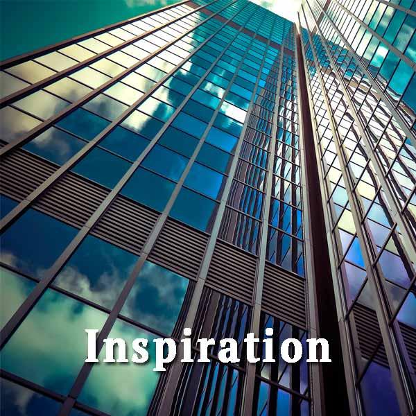Architecture, inspiration