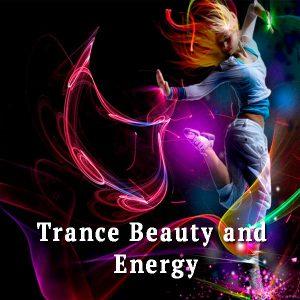 Dancing girl, trance