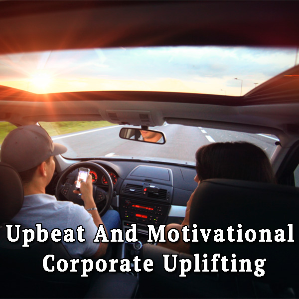 Upbeat and motivational corporate uplifting sound music for Upbeat house music