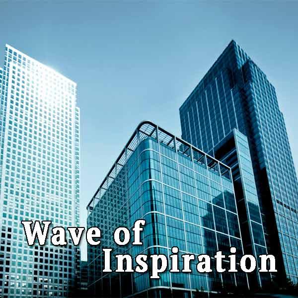 skyscraper, Wave inspiration