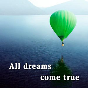 balloon, dreams