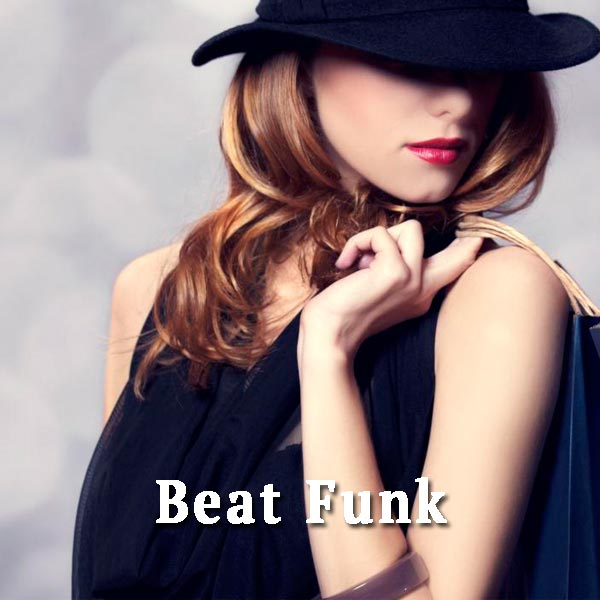 fashionable girl, beat funk