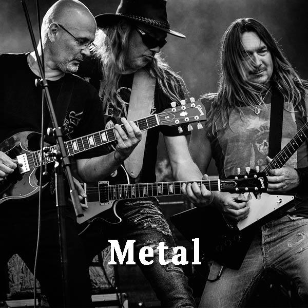 rock concert, metal