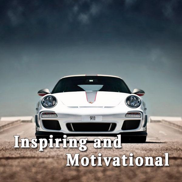 white car, Inspiring Motivational
