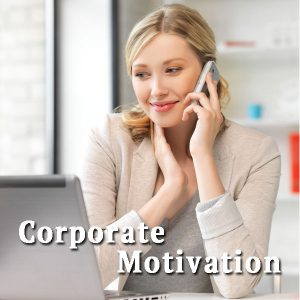 Business woman, Corporate Motivation