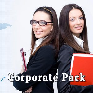 Office Manager, Corporate pack