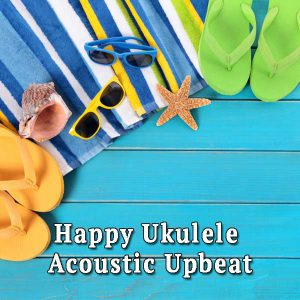 beach accessories, Happy Ukulele