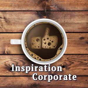 Coffee, inspiration corporate