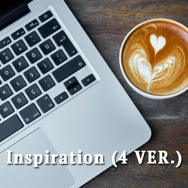 Laptop and coffee, Inspiration