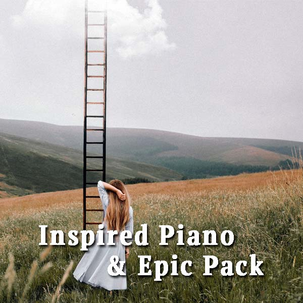 Ladder in the sky, Inspired Piano