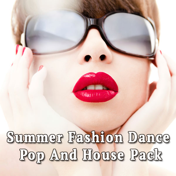 Girl in glasses, Summer Fashion Dance