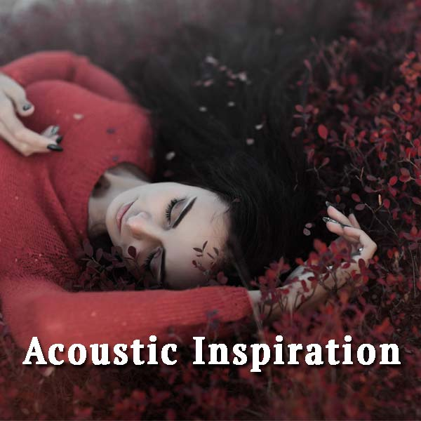 Acoustic Inspiration, woman