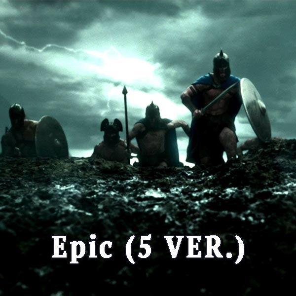 epic dramatic