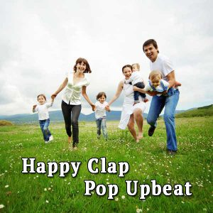 Happy Clap Pop Upbeat, Active rest
