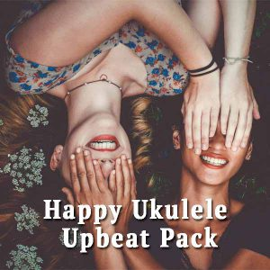 Happy Ukulele Upbeat Pack