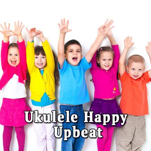 Funny kids, Ukulele Happy