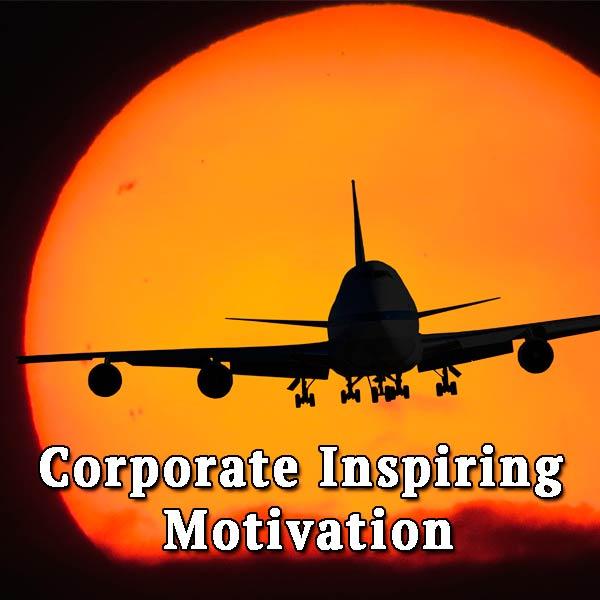 plane, Corporate Inspiring Motivation