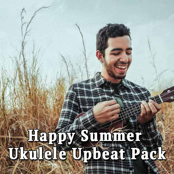 Happy Summer Ukulele Upbeat